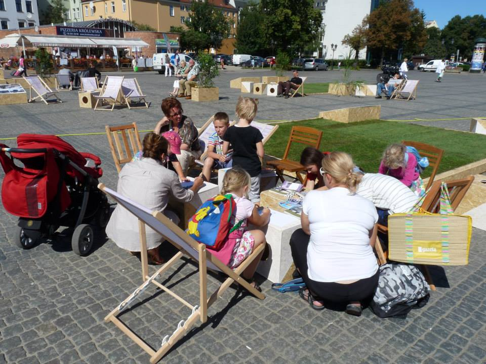 Placemaking Gdansk Coal Market