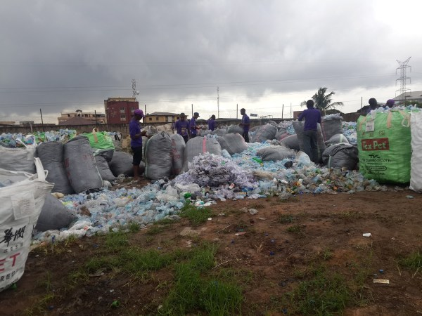 Wecyclers Recycling Image: Wecyclers