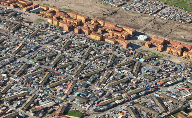 Africa reinventing the city