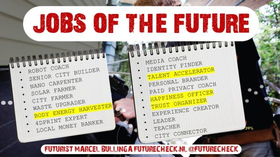 Or a job of the future?