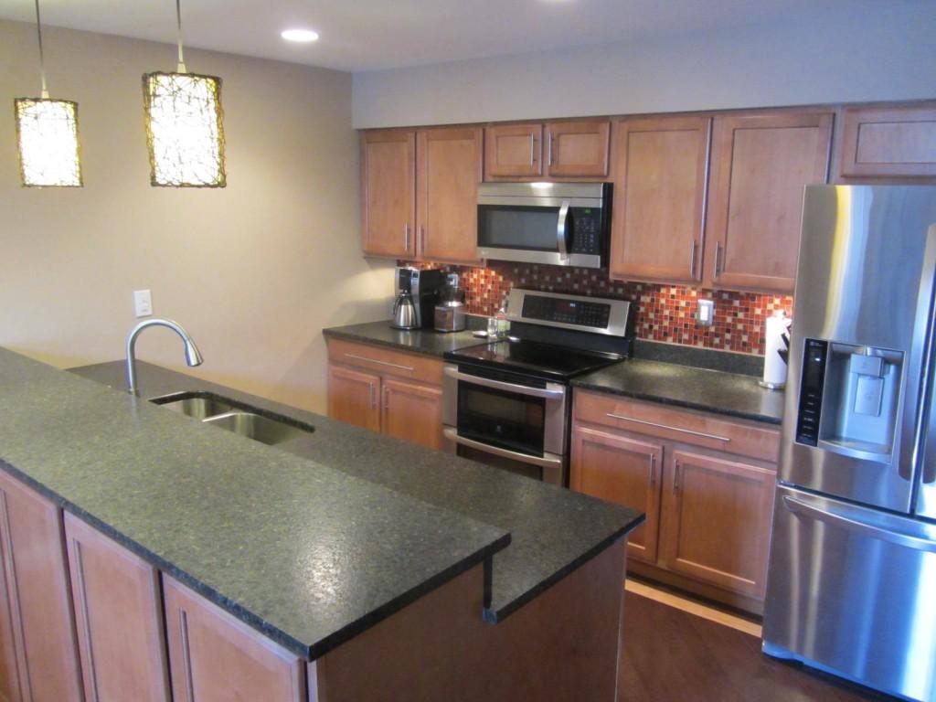 galley kitchen remodel galley kitchen remodels After Kitchen Remodel