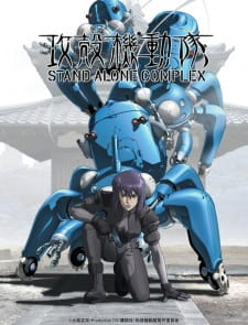 Ghost in the Shell Stand Alone Complex Season 1 Batch Sub Indo BD