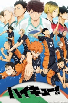 Haikyuu Season 1 Batch Sub Indo BD