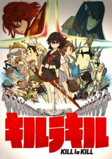 Kill la Kill Batch Sub Indo BD