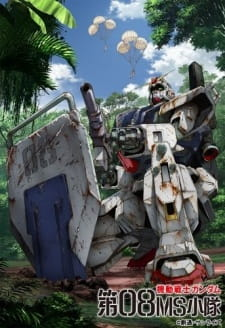 Mobile Suit Gundam The 08th MS Team Batch Sub Indo