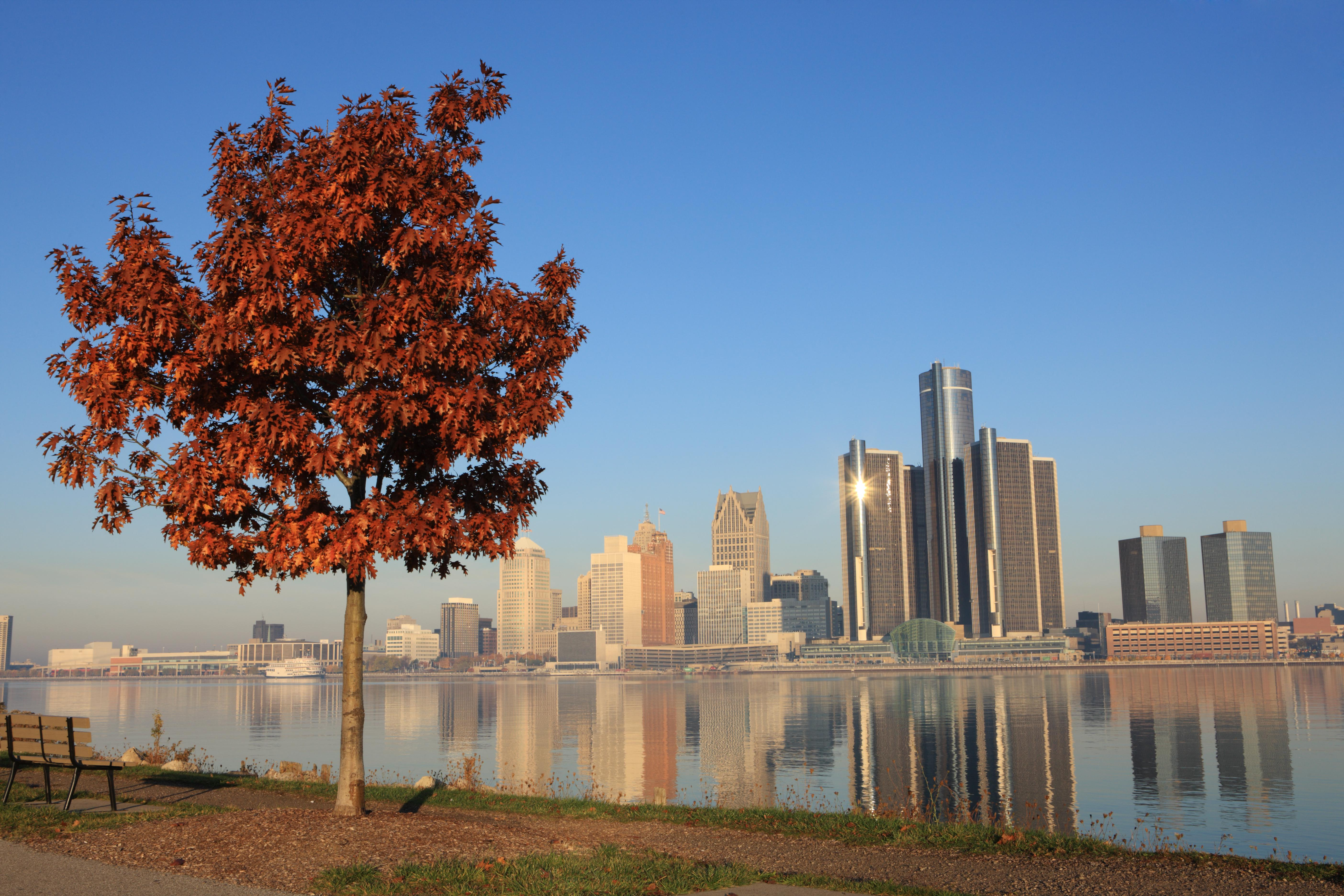 Detroit's Curfew Stands but GM River Days Admission…That's Another Story