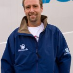 Edgar Hansen, taken during the early years of the Helly Hansen product endorsements.