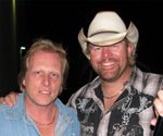Toby Keith Auction