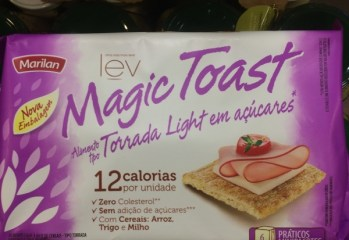 Torrada Light Magic Toast Marilan