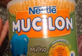 Mucilon Milho Nestlé