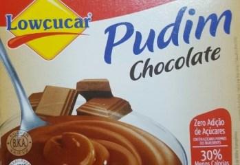 Pudim de Chocolate Zero Lowçucar