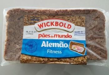Pão Alemão Fitness Pães do Mundo Wickbold