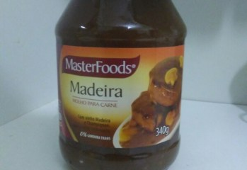 Molho para Carne Madeira Masterfoods