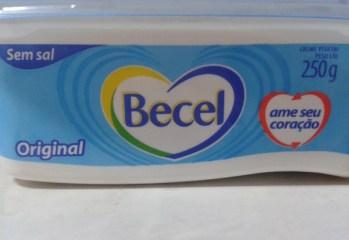 Creme Vegetal Becel Original Sem Sal