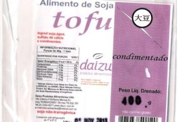 Tofu Condimentado Daizu