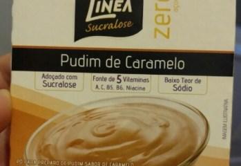 Pudim de Caramelo Zero Linea