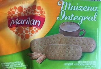 Biscoito Maizena Integral Marilan