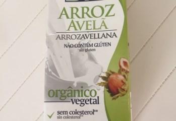 Bebida Orgânica à base de Arroz e Avelã Isola Bio