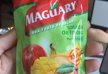 Purê Salada de Frutas Maguary
