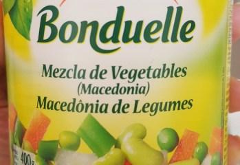 Macedônia de Legumes Bonduelle