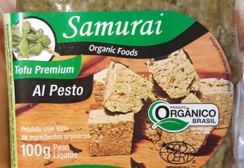 Tofu Premium Al Pesto Orgânico Samurai