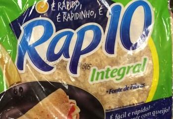 Rap 10 Integral Pullman nova fórmula