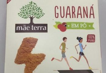 Guaraná em Pó 100 Puro Mãe Terra