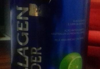 Colágeno Sabor Limão Colagen Powder Integral Médica