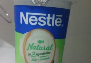 Iogurte Natural Desnatado Nestlé