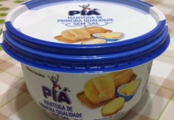 Manteiga Sem Sal Piá