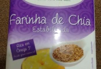 Farinha de Chia Jasmine
