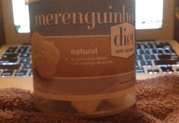 Merenguinho Diet Natural Doce Amor