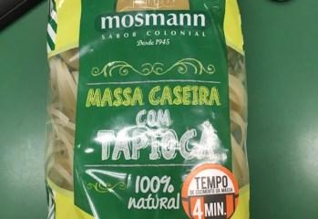 Massa Caseira com Tapioca 100% Natural Mosmann