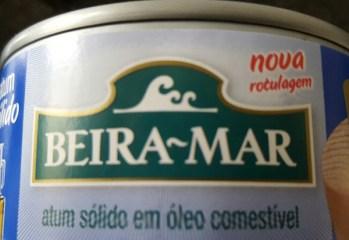 Atum Sólido em Óleo Comestível Beira Mar