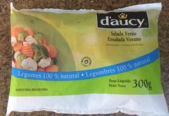 Salada Verão de Legumes Daucy