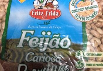 Feijão Carioca Fritz & Frida
