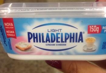 Cream Cheese Light Philadelphia