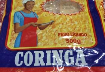Farinha de Milho Flocada Flocão Coringa