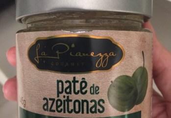 Patê de Azeitonas La Pianezza