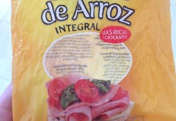 Galletas de Arroz Integral 100% Natural Las Acacias