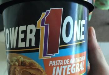 Pasta Integral de Amendoim Integral Power One