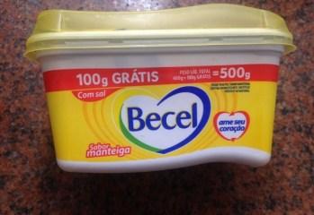 Creme Vegetal Sabor Manteiga Com Sal Becel