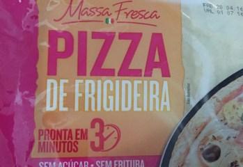 Massa Fresca Pizza Massa Leve
