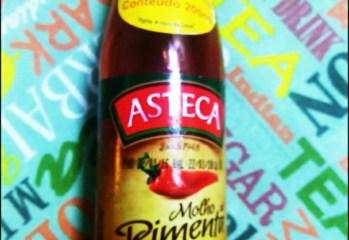 Molho de Pimenta Asteca