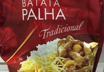 Batata Palha Tradicional Elma Chips