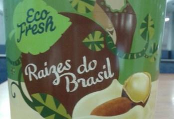 Creme de Cupuaçu Raizes de Brasil Eco Fresh