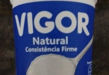 Iogurte Natural Vigor