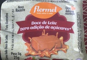Doce de Leite Zero Flormel