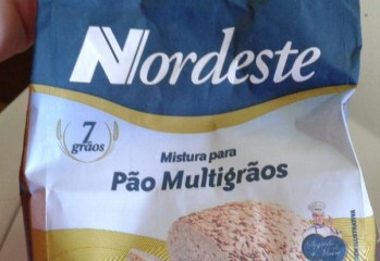 Mistura para Pão Multigrãos Nordeste