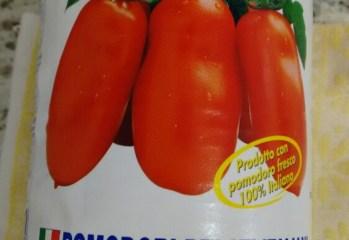 Tomate Pelado Pomodori Pelati Italiani Strianese